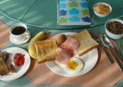 henk's ontbijt