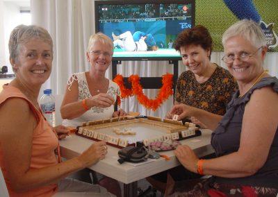 mahjong & dennis van der geest