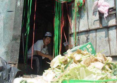 vuilnis van de chinees