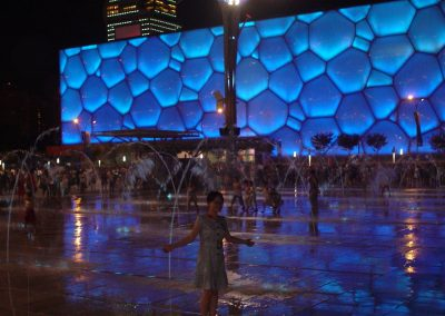 watercube ballet