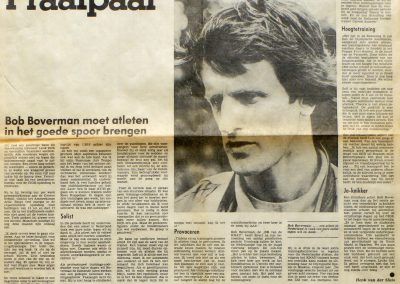 Bob Boverman (04-11-44   07-05-18), 24 februari 1979