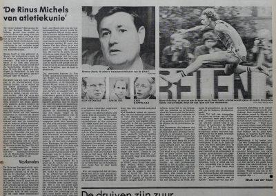 Herman Buuts, 18 oktober 1980