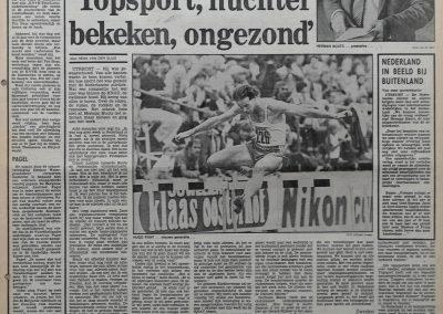 Herman Buuts, 30 mei 1981